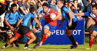 chile uruguay americas rugby news video