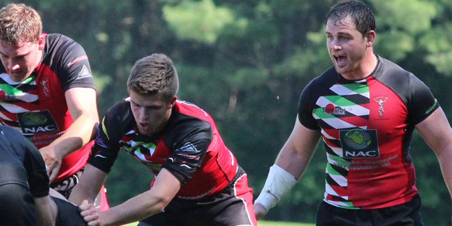 Carpenter Runs Out With Harlequins Americas Rugby News