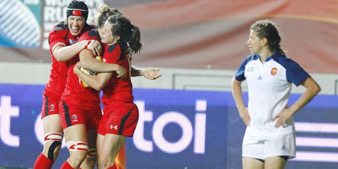 maria samson canada women world cup france americas rugby news super series