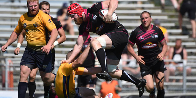 kyle gilmour wolf pack bc bears canada canadian rugby championship crc americas rugby news