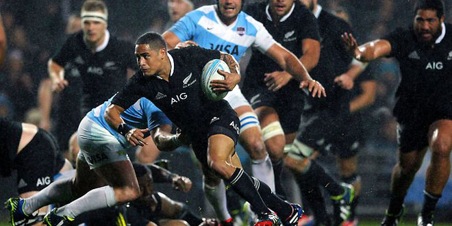 new zealand all blacks rugby world cup aaron smith argentina pumas americas rugby news