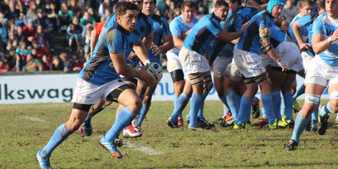 agustin ormaechea uruguay argentina team of the week americas rugby news