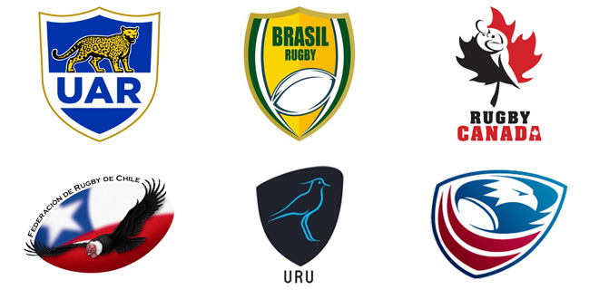 americas six nations argentina brazil canada chile uruguay usa united states americas rugby news
