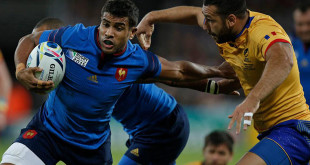 wesley fofana france romania rugby world cup americas rugby news