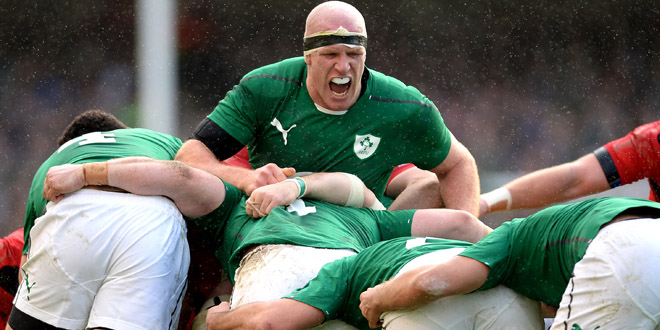 ireland paul o'connell wales canada rugby world cup americas rugby news