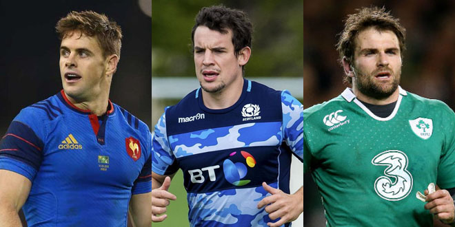 france rory kockott scotland john hardie ireland jared payne rugby world cup americas rugby news