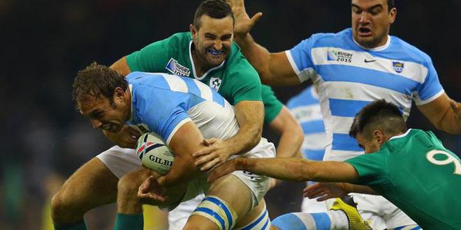 argentina pumas ireland leonardo senatore rugby world cup americas rugby news