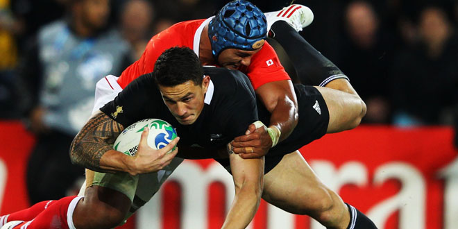 sonny bill williams sione kalamafoni tonga new zealand all blacks rugby world cup americas rugby news
