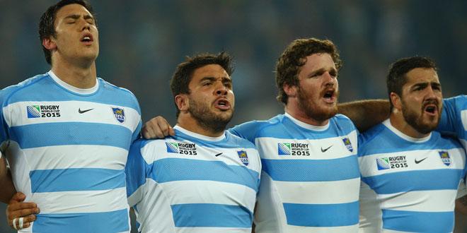 argentina matias alemanno julian montoya pumas anthem rugby world cup americas rugby news lucas noguera paz