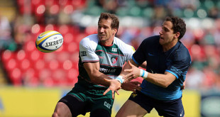 leicester tigers argentina gonzalo camacho aviva premiership americas rugby news
