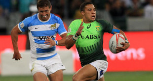 cheslin kolbe south africa hsbc world sevens cape town americas rugby news