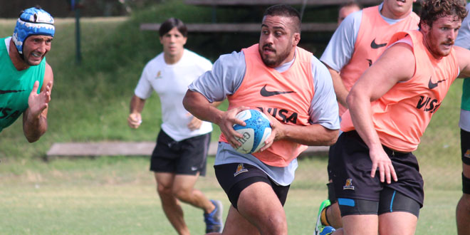 Rusia opción Precipicio  Pumas Prop Training at Hooker for Jaguares - Americas Rugby News