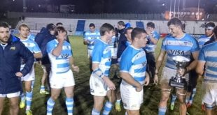 Sudamérica Rugby Cup Argentina XV 2016