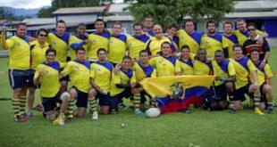 Foto: Federación Ecuatoriana de Rugby.