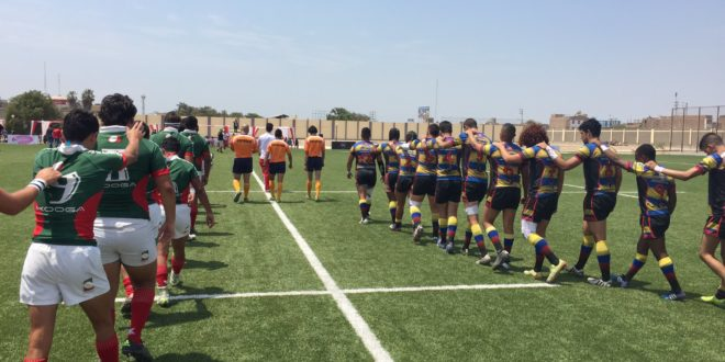 Mexico Colombia South American u18's 2016