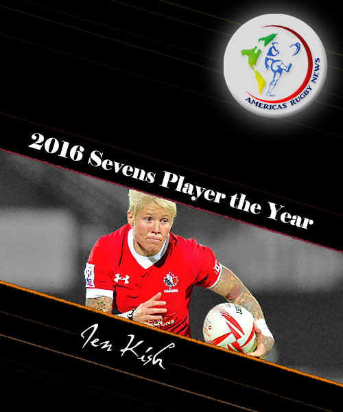 Old Glory Rugby Games: 2016 ARN Sevens Player Of The Year