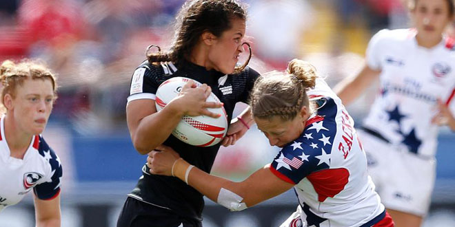 New Zealand Women Tops In Las Vegas Americas Rugby News