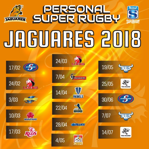 Jaguares To Open 2018 Campaign Against Stormers Americas