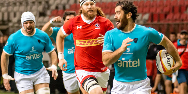 2018 A Year Of Progress For Uruguay Americas Rugby News