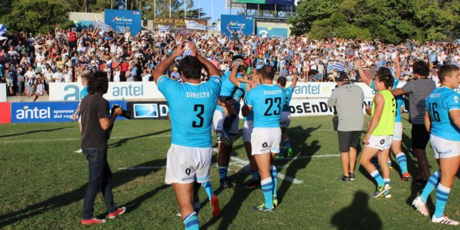 Uruguay vs Canada RWC Qualifier - Match Highlights