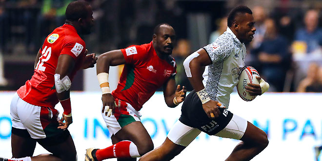 Unstoppable Fiji win Vancouver Sevens - Americas Rugby News