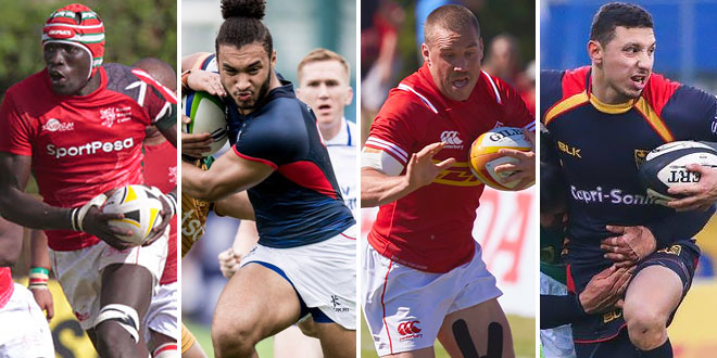 Teams Set For World Cup Repechage Americas Rugby News