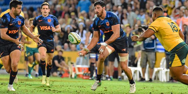 Del Norte verano Morbosidad  Rugby Championship - Australia vs Argentina Highlights - Americas Rugby News