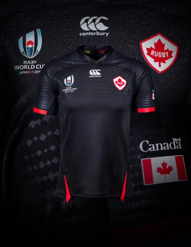 info for c007e 21ad3 Canada Unveil World Cup Jerseys - Americas Rugby News