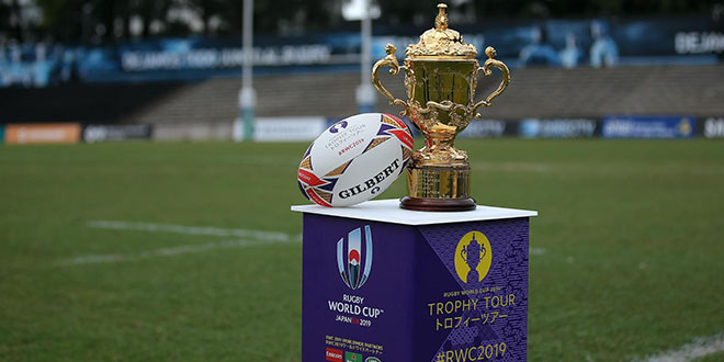 How To Watch The Rugby World Cup In