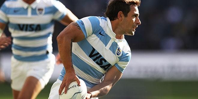 Iluminar Danubio zoo  ARN Player of the Week - Nicolás Sánchez - Americas Rugby News
