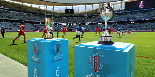 Matches Set For Rugby World Cup Sevens