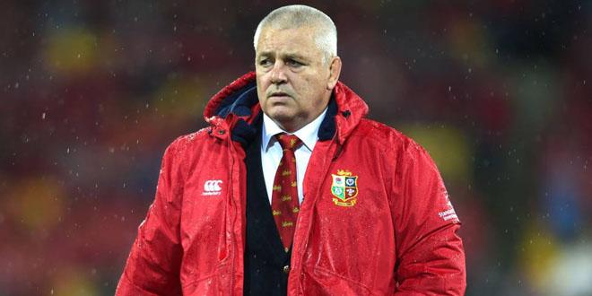Warren Gatland to coach Chiefs in Super Rugby - Americas Rugby News